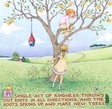 Single Act Of Kindness Tree-Handcrafted Fridge Magnet-W/Mary Engelbreit art