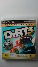 Dirt 3 Complete Edition game for Playstation 3 , PS3