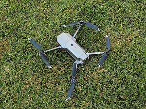 DJI Mavic Pro Platinum Fly More Combo 4K Drone - Near New + Retail Box