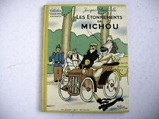 LES ETONNEMENTS DE MICHOU J. Bainville illustrations A. saint Ogan 1934