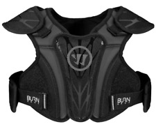 1 Warrior Burn Next Lacrosse Shoulder Pads Youth Medium New