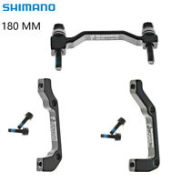 Shimano Disc Brake Caliper Front Rear Post Mount Adapter PM / IS 180mm New