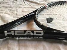 Head Ti Tornado tennis racquet 4 5/8 with case 27.5 length
