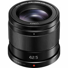 Panasonic 42 5mm F1.7 ASPH Lumix G FOWA 4 Years