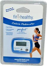 Calorie Pedometer, Fit & Fresh, 1 piece