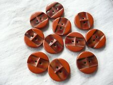 11 boutons  ancien vintage mercerie