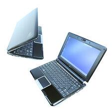 "Ordenador Portátil Netbook Asus 10.1"" 160GB Intel Atom 1.6GHz 2GB Webcam Windows 7 1000h"