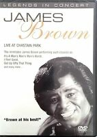James Brown DVD Live At Chastain Park (M/M - Scellé / Sealed)