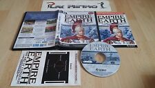 PC EMPIRE EARTH THE ART OF CONQUEST COMPLETO PAL ESPAÑA