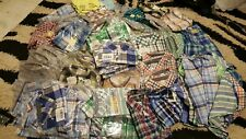 Wholesale Boys Clothing Lot 179 piece Gymboree Shirts size 2 - 18yrs all NWT