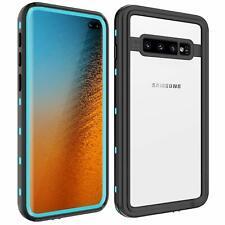 PINGTEKOR Samsung Galaxy S10 Plus Waterproof Case-Retail Packaging-Dustproo Back