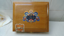 MY FATHER CIGARS DON PEPIN 15TH ANNIVESARY ROBUSTO WOOD CIGAR BOX CHEST/ HUMIDOR