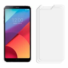 2 x New Front Clear LCD Screen Display Protector Film Foil For LG G6