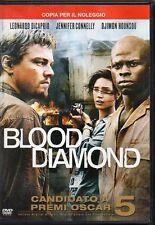 BLOOD DIAMOND - DVD (USATO EX RENTAL)