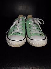 Converse Menta Donna Sneaker Basse trainersuk Taglia 2, spedizione rapida