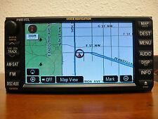 2011-2012 Toyota Sienna OEM GPS Navigation System -NON JBL 86120-08170