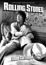 ROLLING STONES Calendar 2011 New & Boxed RS