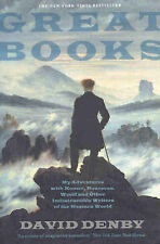 Great Books by David Denby (Paperback, 2004)