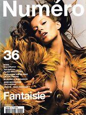 NUMERO #36 GISELE BUNDCHEN Anne Vyalitsyna MARIA CARLA BOSCONO Tim Burton @EXCLT