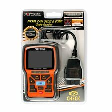 OBDII EOBD Check Car Auto Engine Light Scanner Scan Fault Codes NT-301 Reader