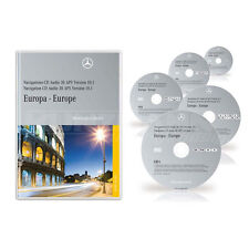 Navigations Navi CD Audio 30 APS Europa 10.1 | Original Mercedes-Benz