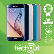 Samsung Galaxy s6 32gb/64gb/128gb - alle Farben-Entsperrt - 12 Monate Garantie