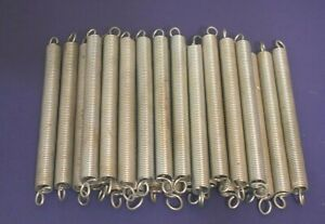 """25 EXTENSION SPRINGS 5 15/16"""" x 1/2"""""""