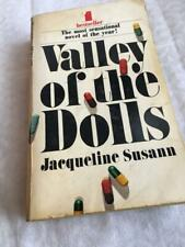 Valley Of The Dolls By Jacqueline Susann 1967 Vintage Bantam Edition