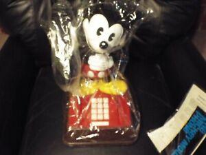 1976 Mickey Mouse Phone Landline Rotary Dial Telephone Walt Disney ***VINTAGE***