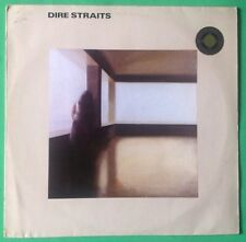 DIRE STRAITS s/t LP Vinyl & Cover VG+ RE Germany Red Label 6360162