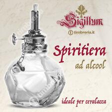 Spiritiera Bruciatore ad alcool per ceralacca, orafo, saldatura, Orologiai