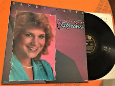 "SANDI PATTI ""Make His Praise Glorious"" 1988 US Vinyl Lp * EXC/NMINT * Gospel"