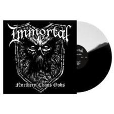 IMMORTAL NORTHERN CHAOS GODS BI COLORED black white vinyl