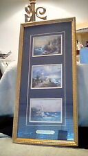 "Original Thomas Kinkade ""Seaside Memories"""