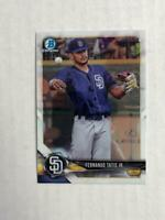 FERNANDO TATIS JR 2018 Bowman Chrome Prospect RC #BCP114! Huge Sale!