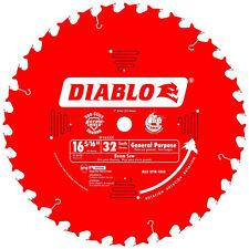 """16-5/16"""" x 32 Tooth Diablo Beam Cutting Blade Freud D1632X New"""