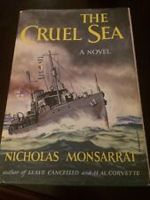 The Cruel Sea by Nicholas Monsarrat 1988 ed., HCDJ