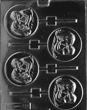 D051  Mother Child Lolly Chocolate Candy Soap Mold with Instructions