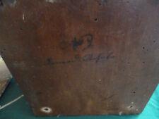 rare coucou ancien xviii xix foret noire signé