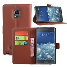 Flip Card Wallet PU Leather Case Stand Cover For Samsung Galaxy Note Edge N9150
