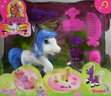 Simba Filly Beauty Queen Dream Style Pferd weiss - blau