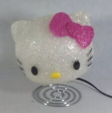 Hello Kitty Table Light Works W3