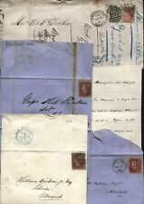 More details for 1828-1978 yorkshire postal history lot of 29 items