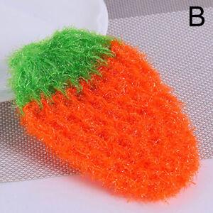 1PC Multi-functional Dishwashing Sponge Brushes Dish Cloth Cleaning Supplies hot