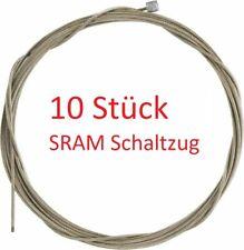 SRAM - Schaltzug Kabel (Edelstahl, 2200mm, 1,1mm) - NEU! - 10 Stück  - RENNRAD