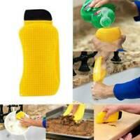 Silicone Multi-function Magic Sponge Dish Washing Tool Brush Kitchen Scrubber