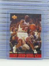 1998-99 Upper Deck Michael Jordan MJX Timepieces #2282/2300 Die Cut Bulls S60