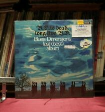 Blues Dimension B.D. Is Dead, Long Live B.D. 2017 Ltd Ed Colored No'd MOVLP1735