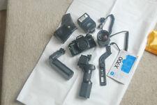 Minolta X-700, lens, Power Grip 2 Set, Motor Drive 1, Flash