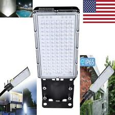 100W LED Street Road Industrial Module Lamp Outdoor Yard Flood Light 110V IP65
